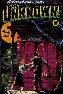 ACG Comics Adventures into the Unknown