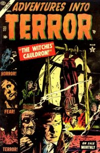 adventures into terror gene colan
