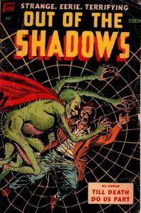 Standard Comics pre code horror