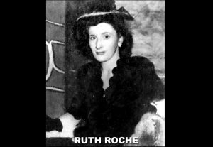 pre-code comic book writer and editor ruth roche